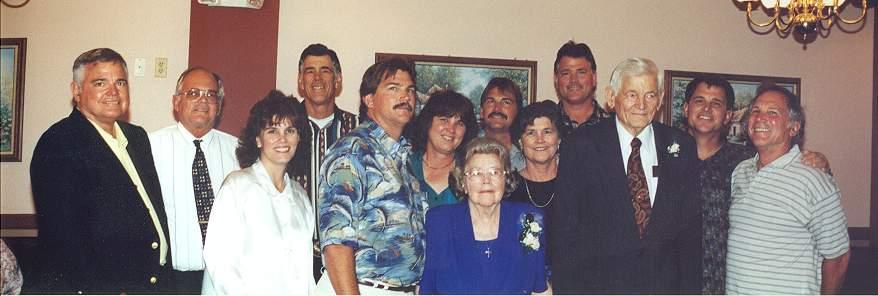Ed Fuess Family
