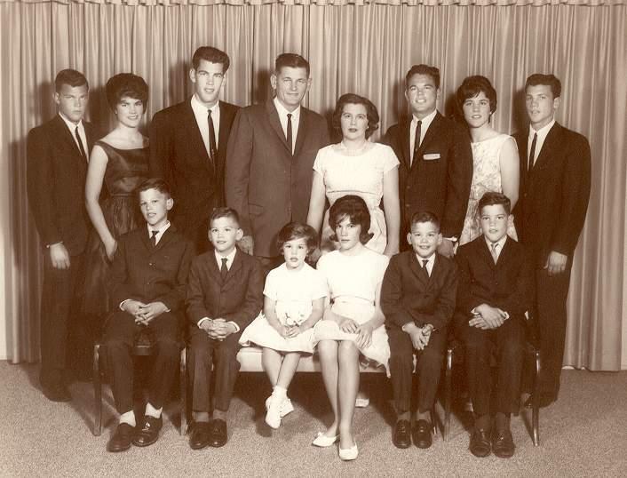 Ed & Gertrude Clan