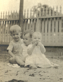 Gus, Gyp & Ella