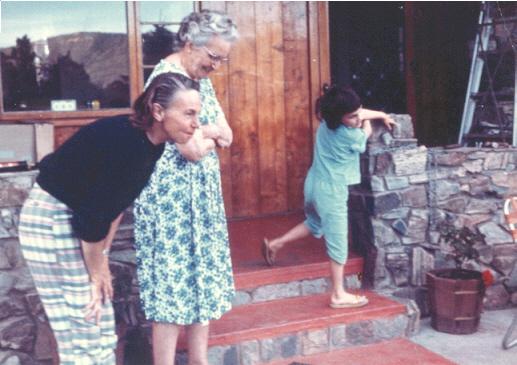 Gyp, Alvina, & Elaine